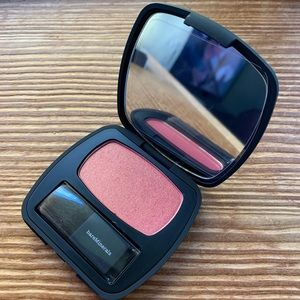 The Natural High Bare Minerals Ready Blush New